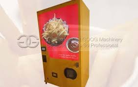French Fries Vending Machine Best French Fries Vending Machine