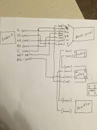 wiring my ecobee3 to an aire 700 ecobee discussions on okay here s the wiring diagram i put together for you guys following that are some pictures of the wiring and yes i know it s a rats nest of wires but it