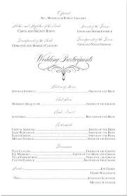 Free Microsoft Word Wedding Program Template Catholic Wedding Ceremony Program Template In Free Without