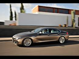 Sport Series 2012 bmw 6 series : 2012 BMW 6 Series Gran Coupe - Side Angle Speed - 1280x960 - Wallpaper