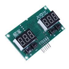 6hz to 100khz dc 3 3v to 20v square wave rectangular wave signal generator stepper motor