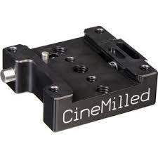 CineMilled Quick <b>Switch</b> Mini Mount <b>Plate</b> for DJI Ronin-M/MX ...
