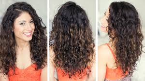 Women Curly Hair Style how to style curly hair youtube 5278 by wearticles.com