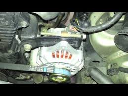 1998 kia sportage replace alternator belt 1998 kia sportage replace alternator belt