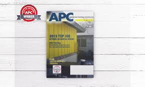 apc s top job 2016 western region national winner adix painting was recently named by american painting contractor