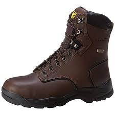 lacrosse lacrosse mens quad comfort leather waterproof work boots com