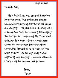 Friendly Letters Under Fontanacountryinn Com