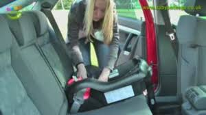fitting guide for the graco junior baby car seat base