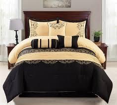 full size of comforter set gold comforter set king black bedspread black white and gold