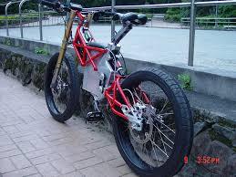 dogati super electric bike ducati sporting club