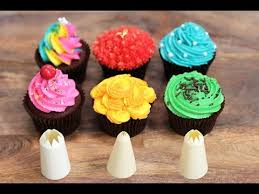 cool cupcake designs with icing. Interesting Cupcake 6 Best Cupcake Frosting  Throughout Cool Designs With Icing
