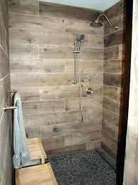 ceramic wood tile bathroom ceramic wood tile bathroom wood look tile shower medium size of bathroom