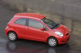 2010 Toyota Yaris: Cheapest New Car With Stability Control