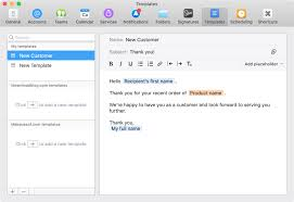 Use Templates How To Create And Use Spark Email Templates On Mac And Iphone