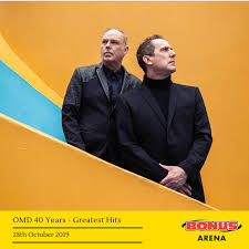 <b>Orchestral Manoeuvres In The</b> Dark - Bonus Arena Hull