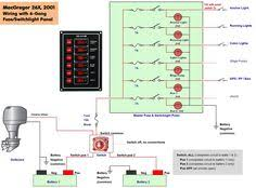 typical wiring schematic diagram instrumentpanelwiring jpg boat wiring diagram