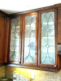 kitchen cabinet door insert frosted glass doors cabinets replacing with inserts kitchen cabinet
