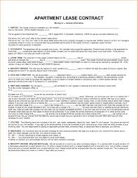 Chicago Rental Lease Agreement Pdf Detail 8 Apartment Lease Contract ...