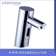 China No Handle New Design Automatic Bathroom Toilet Faucet