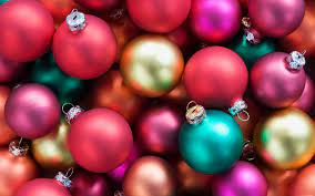 Christmas Balls Wallpapers - Top Free ...
