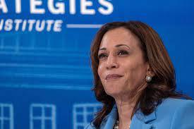 U.S. Vice President Kamala Harris to ...