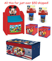 not the mart disney mickey mouse friends chair storage sippy cup scenario 50 shipped