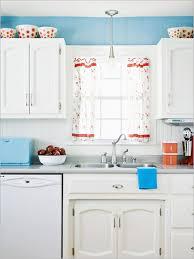 clean kitchen: colorful kitchen design ideas bright clean kitchen