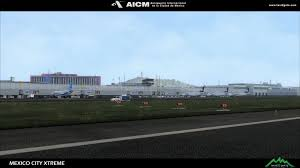 Mmmx Airport Charts Download Scenery Taxi2gate Mexico City Airport Mmmx Fsx