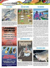 Murray Cod Growth Chart Queensland Fishing Monthly June 2018 By Fishing Monthly Issuu