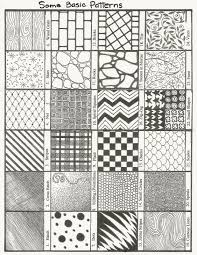 Doodling Patterns - Lessons - Tes Teach