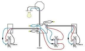 electrical can i bring power to the 4 way switch home three switch loop power at middle load at middle