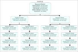 Emergency Phone Tree Phone Tree Template Royaleducation Info