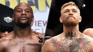 Image result for Mayweather vs McGregor