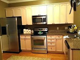 refacing cabinet doors painting laminate kitchen cabinets before and after old painted refinishing full size