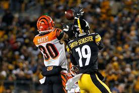 Nfl Week 4 Primer Cincinnati Bengals At Pittsburgh Steelers