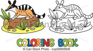 Small Picture Numbat Clip Art Vector and Illustration 77 Numbat clipart vector