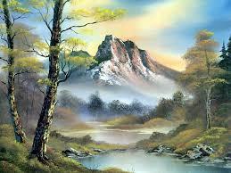 oil painting landscape 38 best landscapes images on bob ross 2