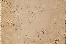How To Install Travertine Tiles On A Shower Wall. Travertine Commonly Comes  With Its Holes Unfilled And Visible.