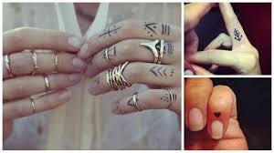 Tatuaggi Alle Dita I Più Belli Foto Nanopress Donna