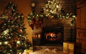 Of Living Rooms Decorated For Christmas Christmas Room Decor Christmas Tree And Fireplace Elegant