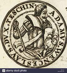 Adamus Wenceslaus. Adam Wenzel von Teschen Stock Photo - Alamy