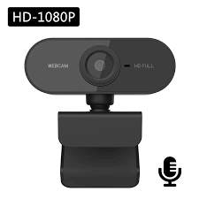 PC Webcam Full HD 1080P USB Video Gamer Camera For Portatile laptop  Computer Web cam built in microphone For Youtube Web Camera|Webcams