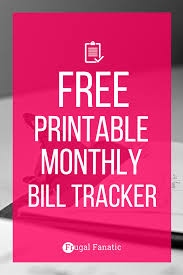 Printable Monthly Expense Sheet Budget Planner Worksheet Monthly Bills Template Free Bill Payment