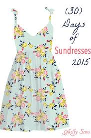 Sundress Patterns Fascinating 48 Ways To Sew A Sundress Sewing Love Pinterest Dress Patterns