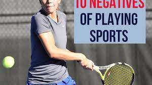10 disadvanes of playing sports