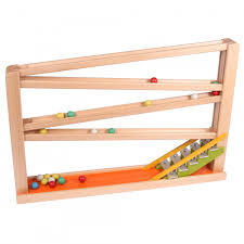 marble roller coaster with chimes version 2