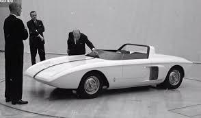1962 Ford Mustang I - Jay Leno and Lee Iacocca Talk Ponycar ...