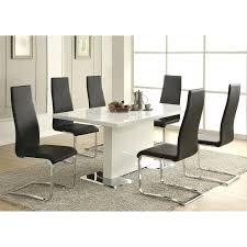 faux leather dining chairs ebay. faux leather dining chairs for sale chocolate brown white room ebay