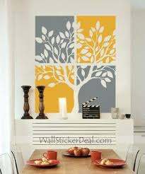 Painting Trees On Walls Home