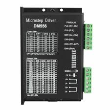 <b>LeadShine DM556</b>, 2/4 Phase <b>Digital Stepper</b> Motor Driver, 20 ...